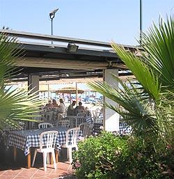 Strandcafé iMarbella