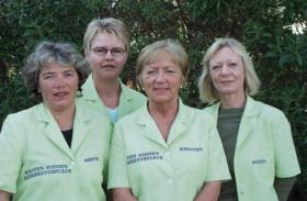 Kirsten Sonne - dansk sygeplejerske tilbyder hjemmepleje