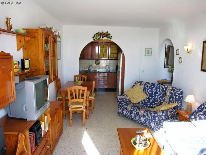 Billig lejlighed i Nerja