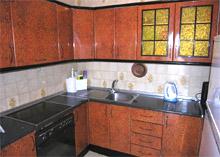 Lejlighed i Nerja med nyt køkken