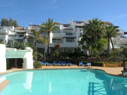 Penthouse i Marbella