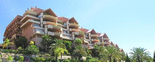 Magna Marbella lejlighed til salg