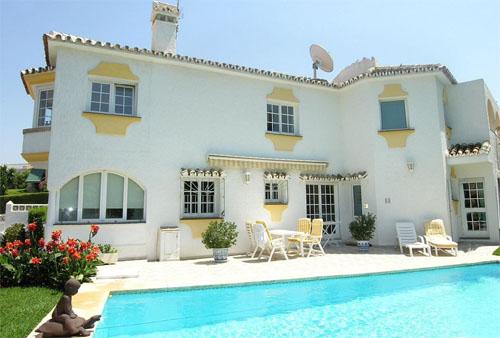 Villa i Fuengirola til salg - Bolig på Costa del Sol - Spanien