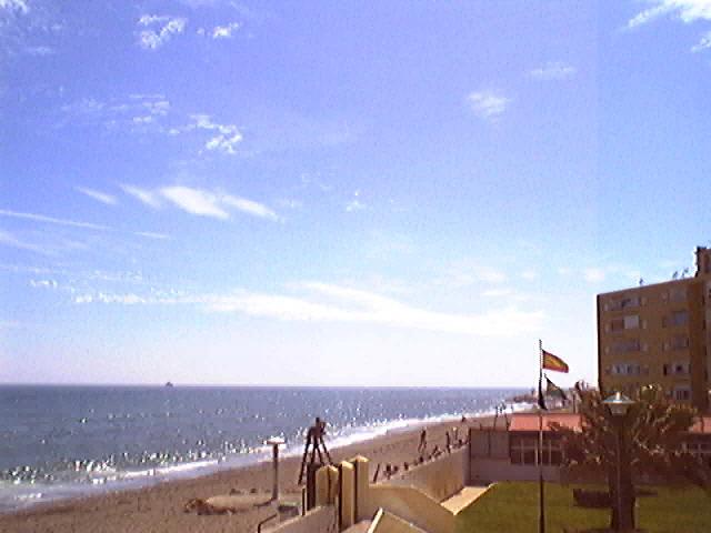 webcam i Malaga