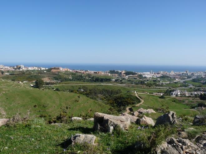 Fuengirola set fra den anden side