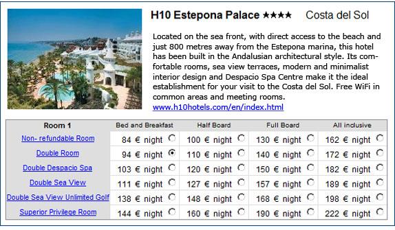 Hotel Estepona