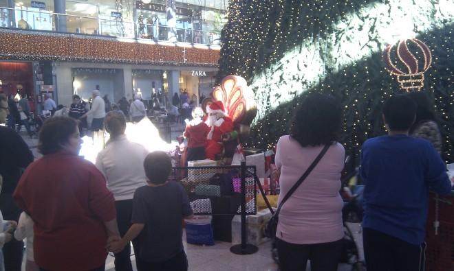 Jul i Marbella, Spanien - La-Cañada