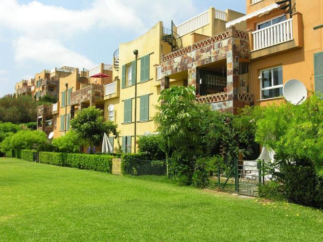lejlighed i Reserva del Higueron
