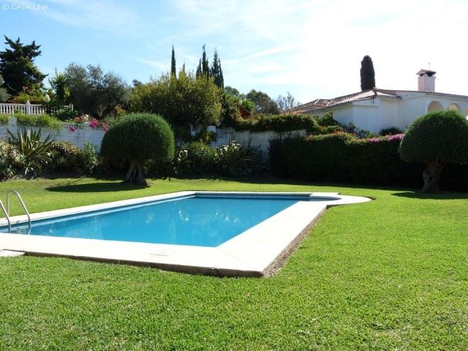 Billig villa i Spanien