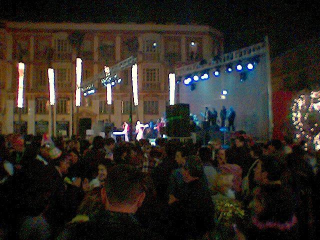 Nytår i Malaga