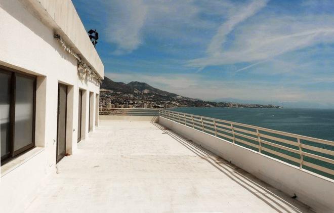Penthouse lejlighed i Fuengirola